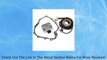 STATOR & REGULATOR RECTIFIER YAMAHA GRIZZLY 660 YFM660 2002-2008 with GASKET ATV Review