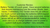 Deltran, 021-0123, 3 Pack Battery Tender Jr. Model # 021-0123 12 Volt 750mA Automobile Review