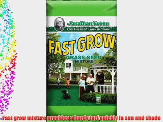 Jonathan Green 10810 Fast Grow Grass Seed Mixture 25 Pound Video Dailymotion