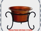 Behrens Planter with Stand 1/2-Gallon