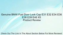 Genuine BMW Fuel Door Lock Cap E31 E32 E34 E36 E38 E39 E46 X5 Review