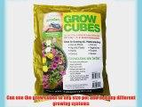 1 cu. ft. - Grow Cubes - Stonewool - 1/4 in. Cubes - Grodan RW91001