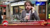French Comedians Dress Up as Fox News Reporters, Enter Paris 'No-Go Zones'