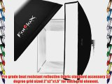 Fotodiox Flash-2480-Kit-Yongnuo 24 x 80 Inches Softbox with Soft Diffuser and Speedring Bracket