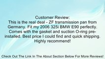 ZF 8-Speed Automatic Transmission by www bosstrans com - video