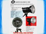 PHOTO VIDEO STUDIO LIGHTING CONTINUOUS LIGHTING KIT VARIABLE OUTPUT 1000 WATTS