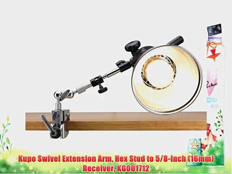 16mm KG809712 Side Arm Kupo Baby 5//8in