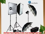 LimoStudio Professional Photography Photo Studio 600W Flash Strobe Monolight Softbox Lighting