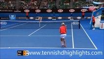 Simona Halep vs Ekaterina Makarova  Highlights HD 1/4 Australian Open 2015