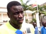 Réaction de ...........au lendemain de l'élimination du Sénégal