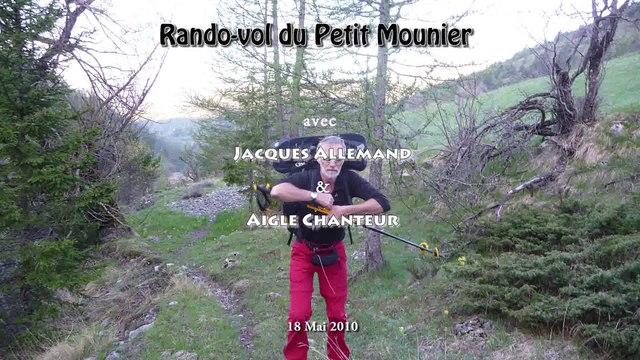 Rando-parapente du Petit Mounier
