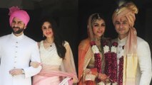 INSIDE PICS! Kareena Kapoor, Saif Ali Khan At Soha Ali Khan & Kunal Khemu Wedding