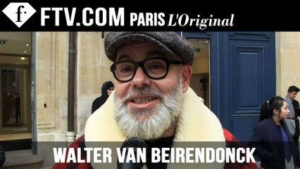 Walter Van Beirendonck Men Arrivals | Paris Men's Fashion Week Fall/Winter 2015-16 | FashionTV