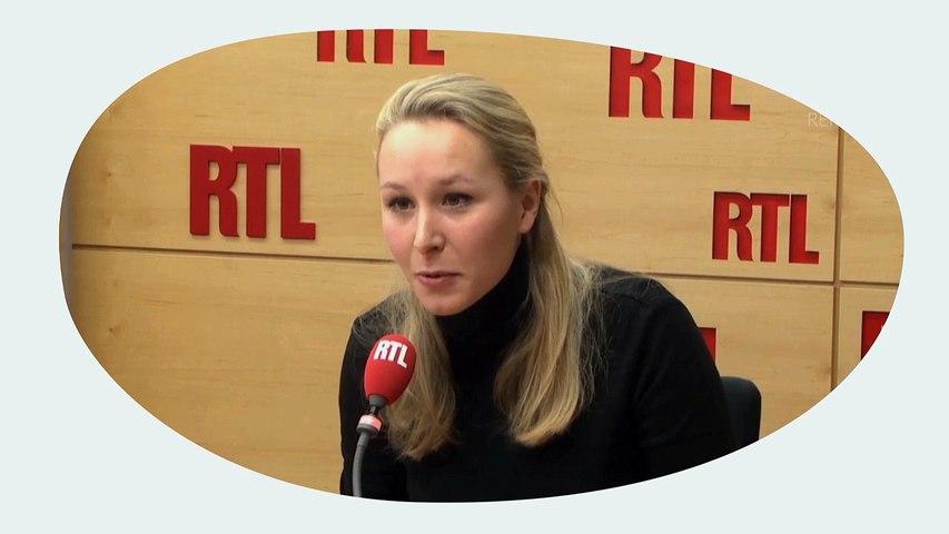 Marion Maréchal-Le Pen & Voltaire - DESINTOX - 27/01/2015