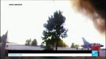 ESPAGNE - Crash de l'avion de chasse : que s'est-il passé ? Explications
