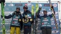 CdM Freeride - Collomb-Patton encore vainqueur à Chamonix