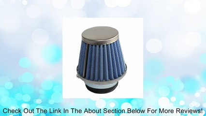 NEW 38MM AIR FILTER GY6 QMB139 CHINESE SCOOTER MOPED ATV DIRT BIKE 50CC-125CC