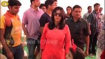 Ekta's Saraswati Pooja with Bollywood Stars