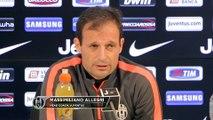 Juve, Allegri: 'Con il Parma non sarà semplice. Cassano? Non parlo di giocatori che non sono miei'