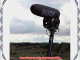 Rode Videomic Pro Shotgun Microphone Booming Kit