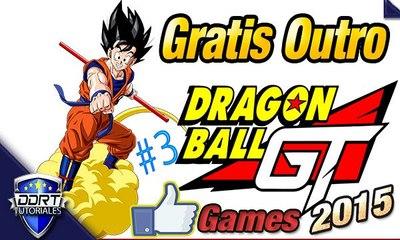 Gratis Outro de Dragon Ball GT 2015