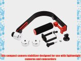 Neewer? Photography Accessories Kit Includes Red Handheld Stabilizer Universal Phone Holder