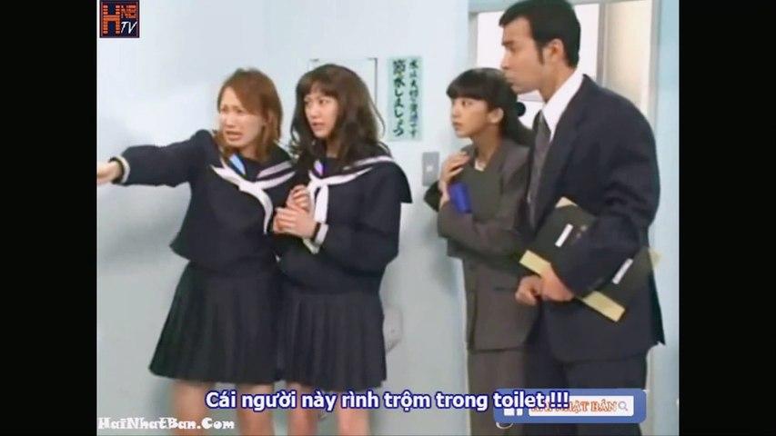 Rình trộm nữ sinh - Hài Nhật Bản Vietsub | Godialy.com
