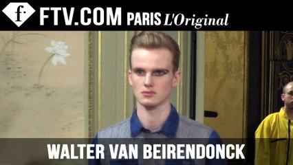 Walter Van Beirendonck Men Backstage | Paris Men's Fashion Week Fall/Winter 2015-16 | FashionTV
