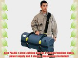 Kata PALMS-1 Arch Lighting Bag for 3-4 small/medium lights power supply and 4 stands. (Insertrolley
