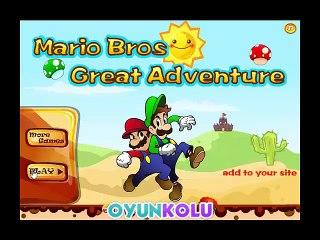 2 Kişilik Mario Macera 2 Oyununun Oynanış Videosu