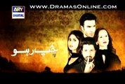 Chup Raho Episode 22 On ARY Digital in High Quality 27th January 2015 Part 1/3