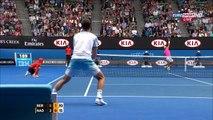 Rafael Nadal vs Tomas Berdych Highlights HD 1/4 Australian Open 2015