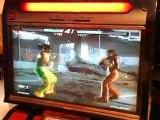 Tekken 6 - Eddy vs Eddy