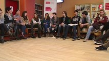 Reportage Francetv info à l'École supérieure du professorat et de l'éducation de Caen