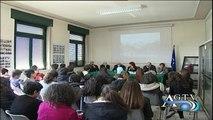 Giornata della memoria al Liceo Empedocle News AgrigentoTv