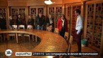 Déportés de Loire-Atlantique / Compagnons du devoir