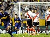 Riquelme anunció su retiro y así recordamos sus mejores goles
