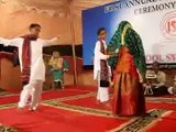 THE INDUS SCHOOL SYSTEM ANNUAL PRIZE DISTRIBUTION CEREMONY STUDENTS TABLO PERFORMANCE ACH KEENJHAR TE