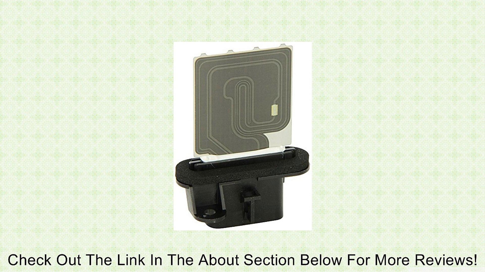 New Blower Motor Resistor Front for 3 Series 318 320 323 325 328 525 528 530 540