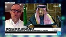 Obama in Saudi Arabia: Oil diplomacy triumphs in face of human rights abuses (part 2)
