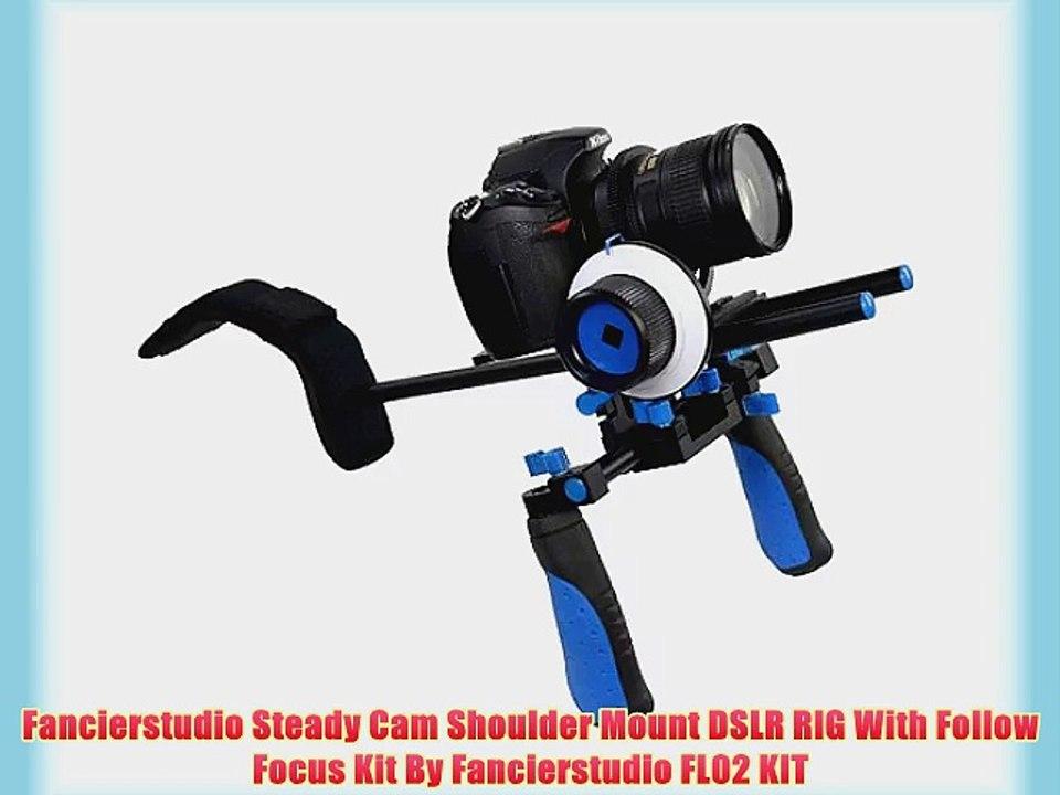 alpha-ene.co.jp ePhoto Shoulder Support DSLR Steady Rig 15mm Mount ...