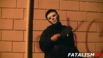 Serial Killer in the Hood - PRANKS GONE WRONG - Scary Prank - Pranks in the Hood - Funny Pranks 2014