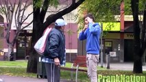 Slashed Face Scare Prank - Scary Prank - Halloween Pranks 2014 - Funny Pranks 2014