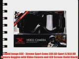 Liquid Image XSC - Xtreme Sport Cams 384 All-Sport S/BLK HD Camera Goggles with Video Camera