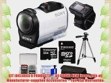 Sony Action Cam HDR-AZ1 Mini HD Video Camera Camcorder