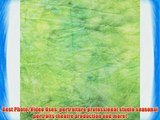 StudioPRO Hand Painted Tie Dye Spring Green Muslin Backdrop 10' x 20' Photography Studio Background