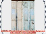 5ft X 7ft Vinyl Photo Backdrop Printed Photography Backgrounds Vintage Wooden Door Backdrop