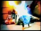 Dragonball Z (ver.Flicker) Vegeta GOku  Trunk VS CELL