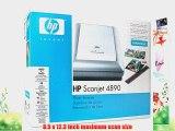 HP Scanjet 4890 USB 2.0 Photo Flatbed Scanner