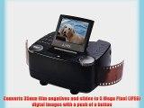 Jumbl 35mm Film Slide and Negative Scanner - 10 Mega Pixel Film to Digital Image Converter